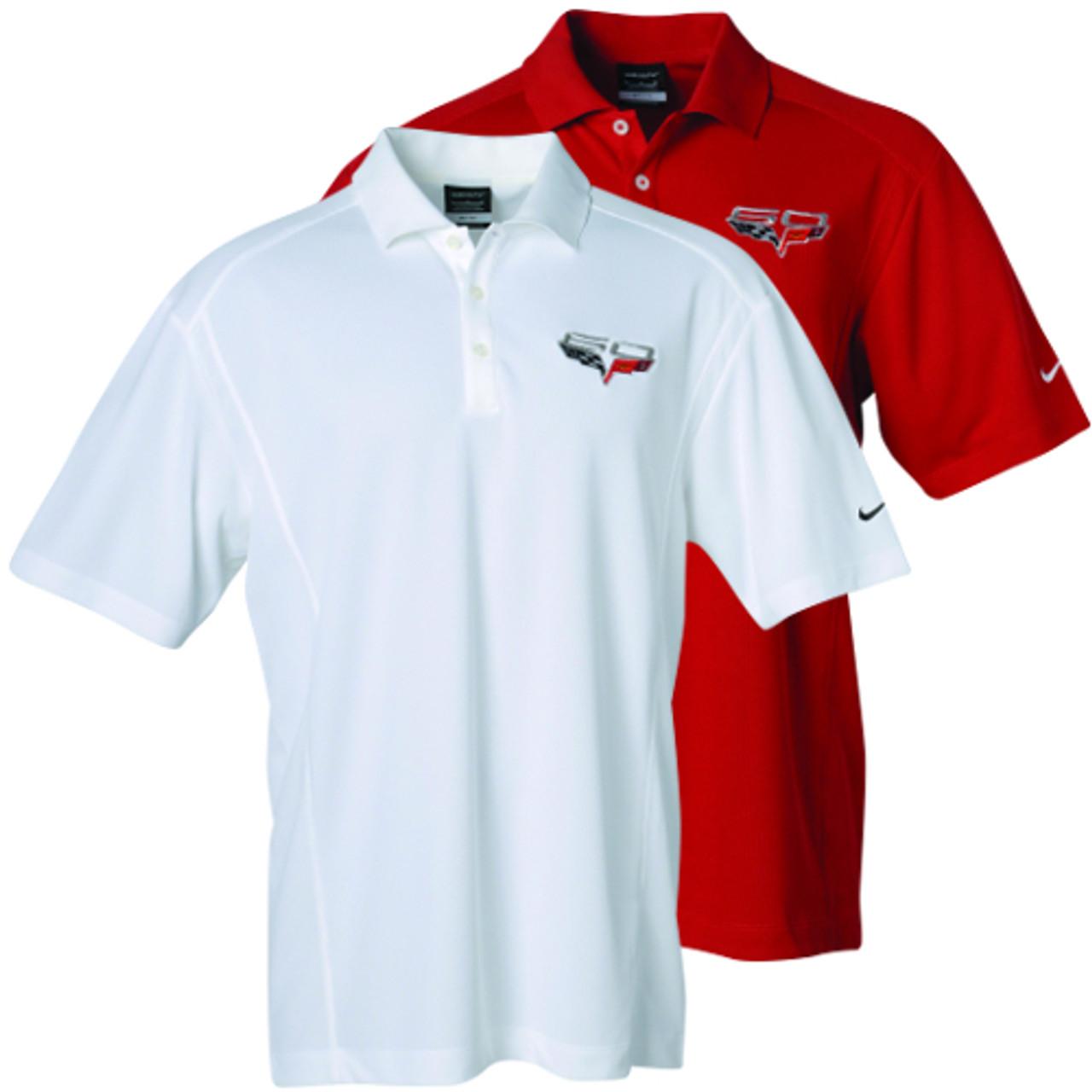 C6 Corvette 60th Anniv. Polo Shirt