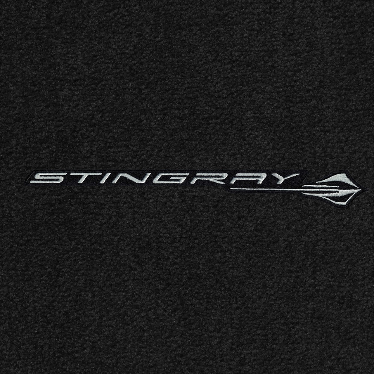 819411 - C8 Stingray Logo and Stingray Word Combo