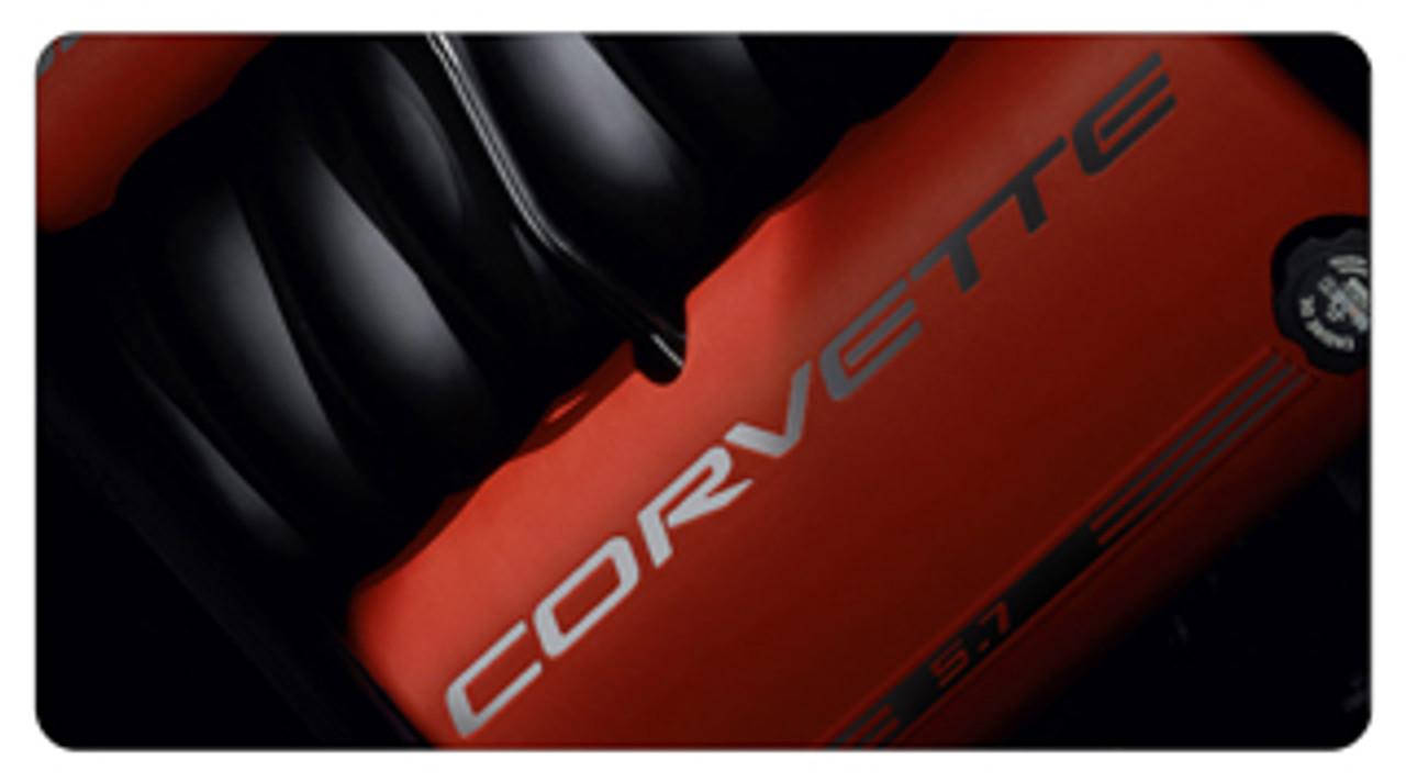 C5 Corvette Fuel Rail Letter Kit