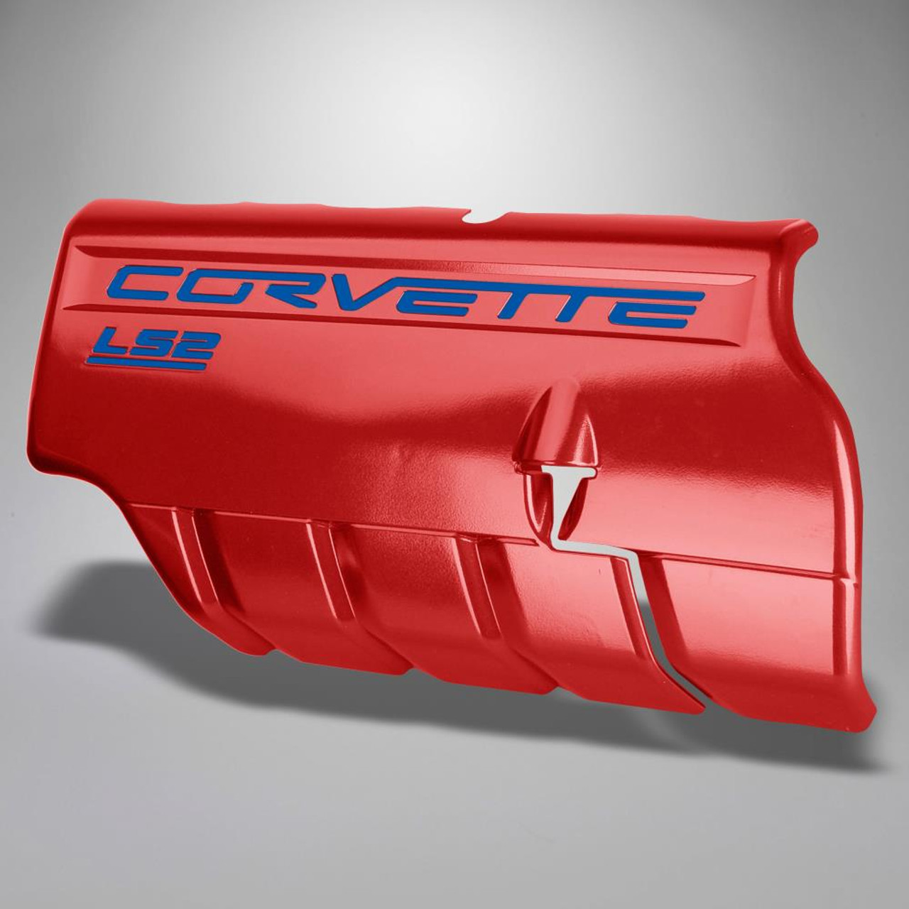 C6 Corvette LS2 Letter Kit - Blue