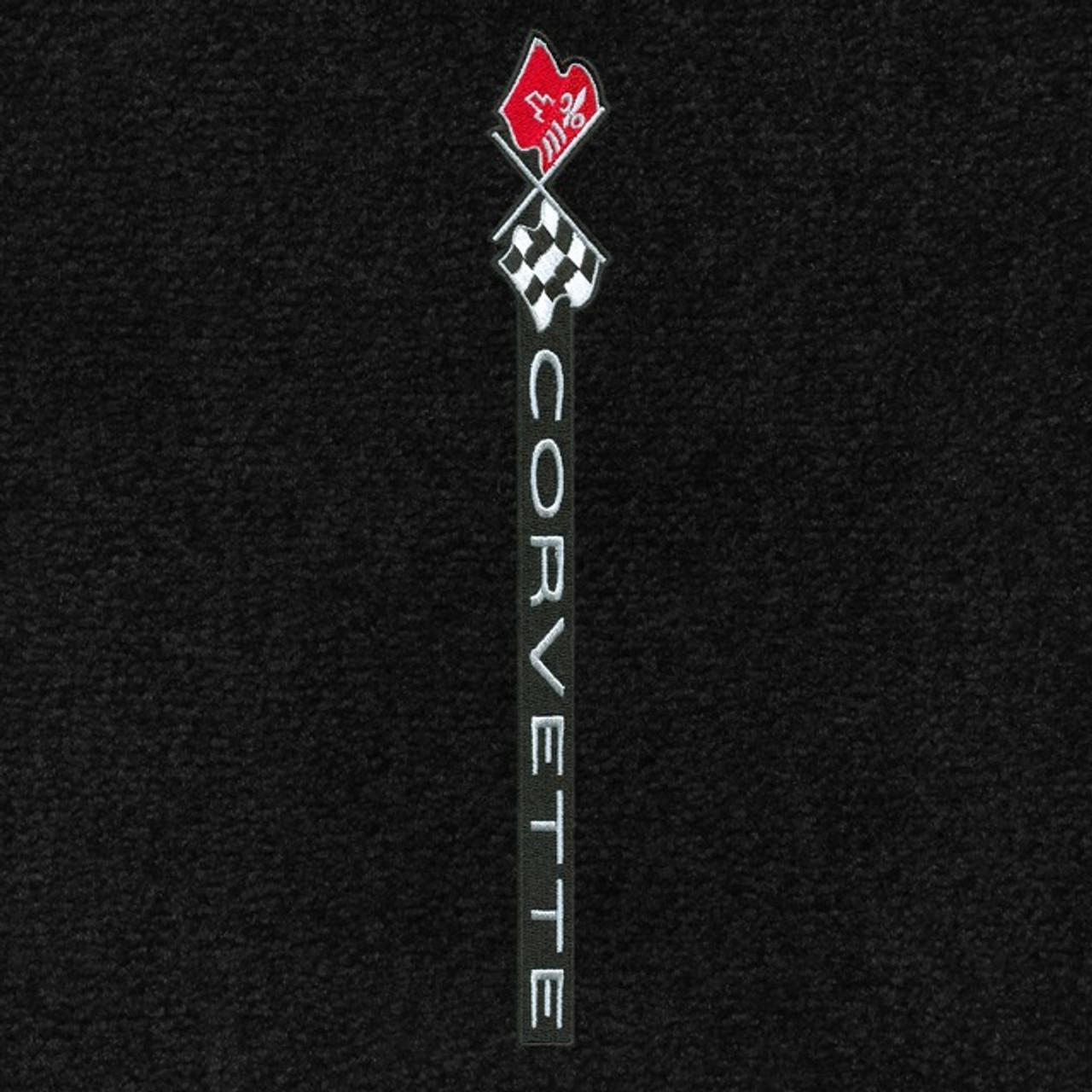 1968-1982 Corvette Logo/Lettering Sideways (facing door sill)