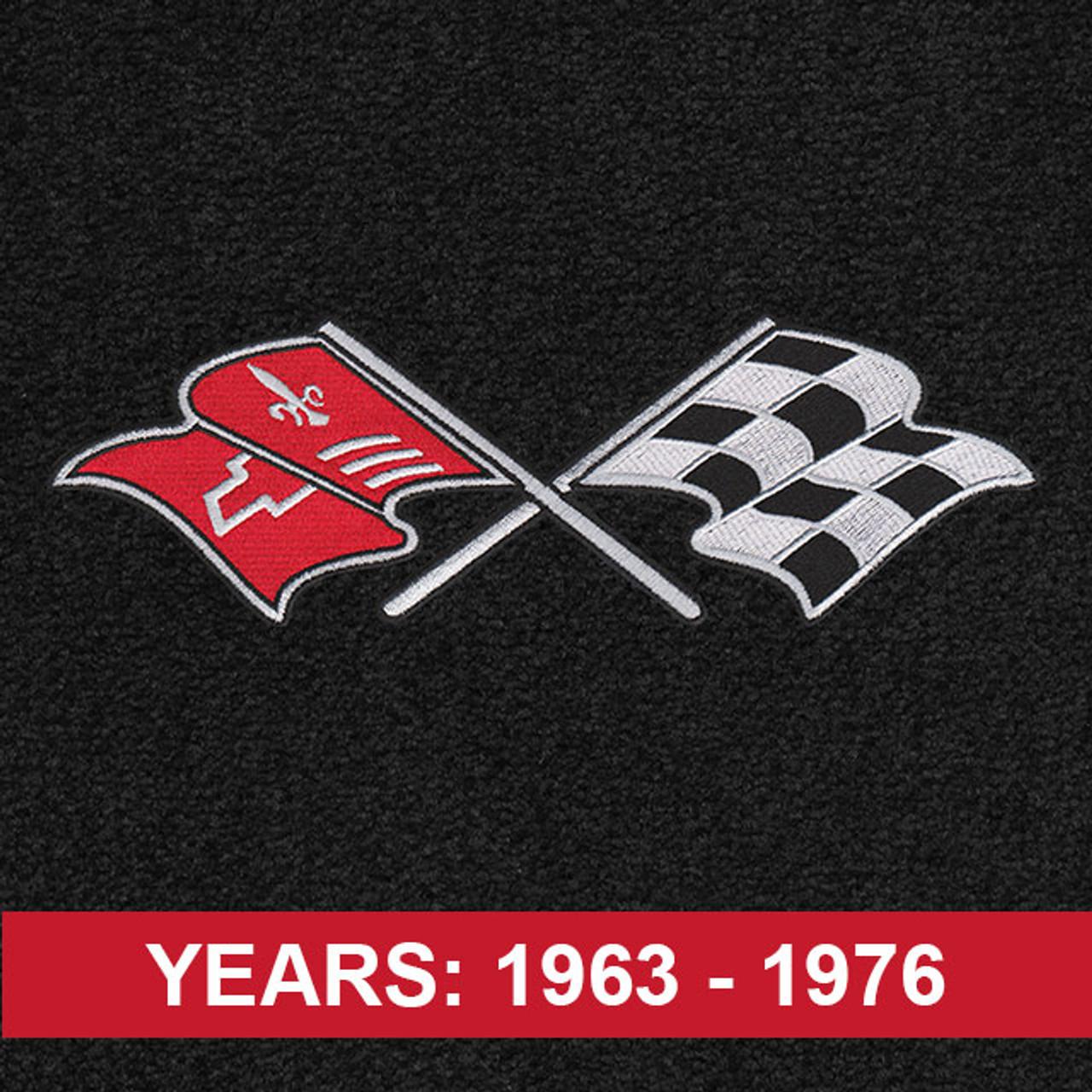1968-1976 Cross Flags