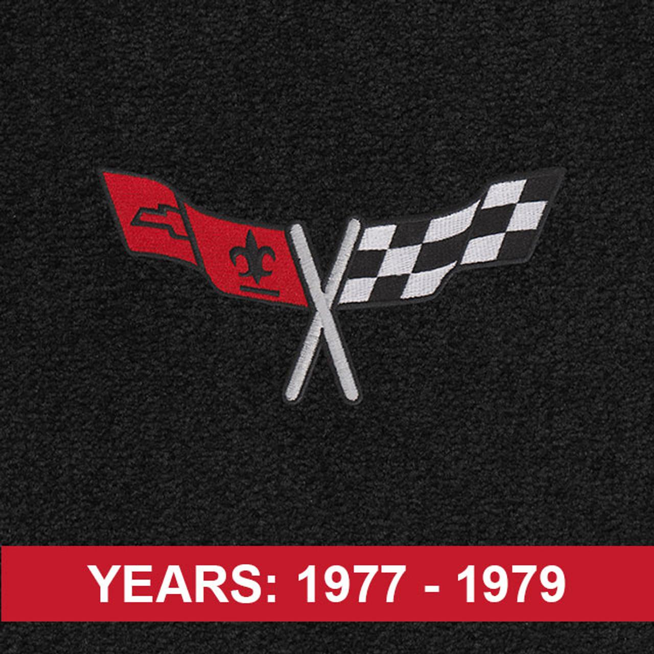 1977-1979 Cross Flags