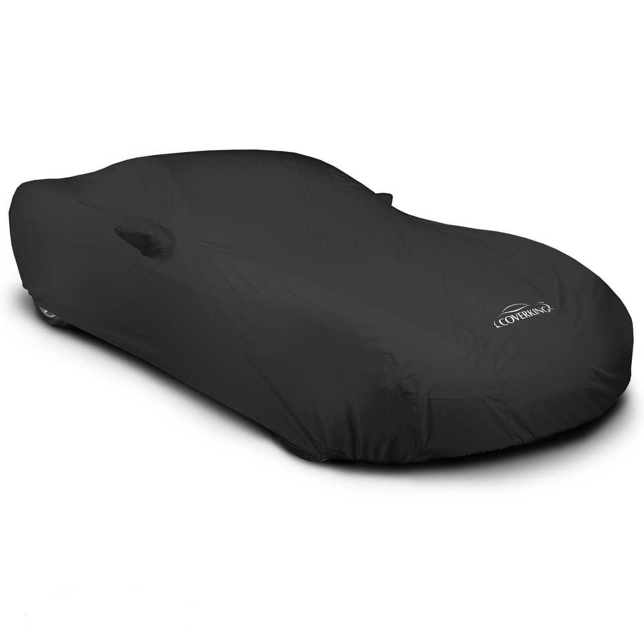 Corvette Outdoor Car Cover black