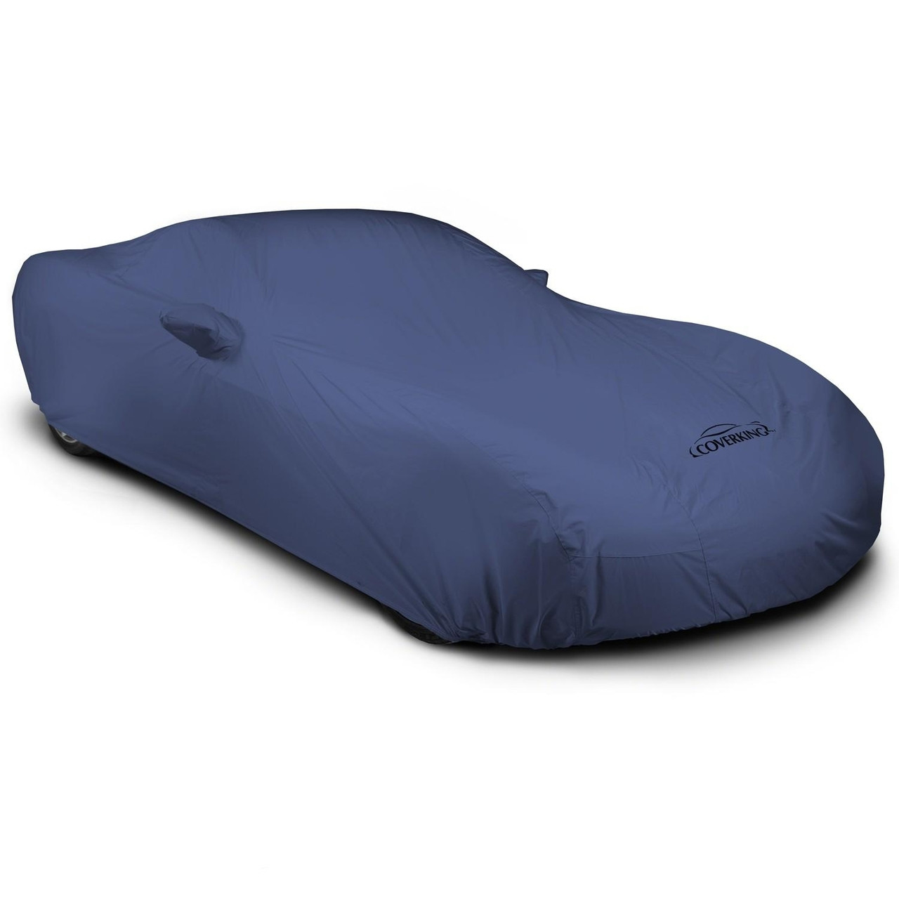 Corvette Outdoor Car Cover blue