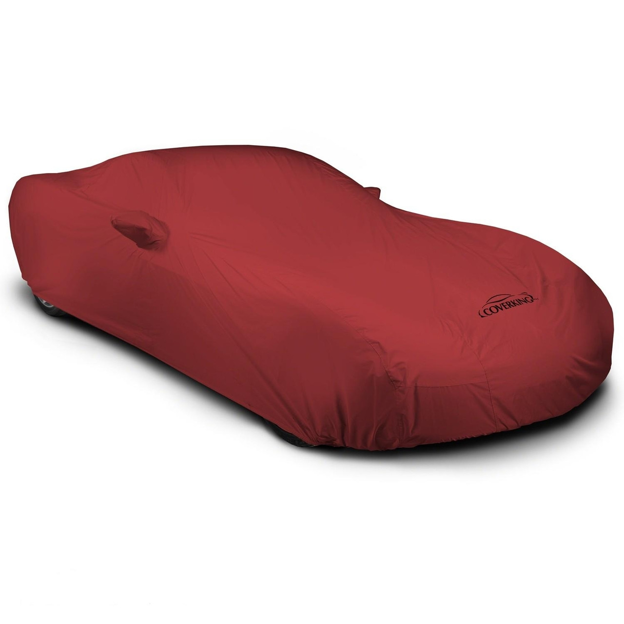 Corvette Outdoor Car Cover red