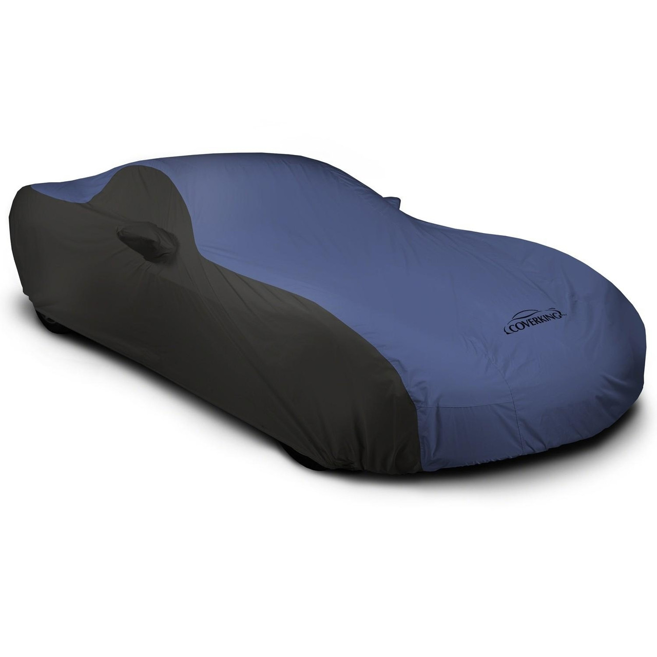 Corvette Outdoor Car Cover black/blue