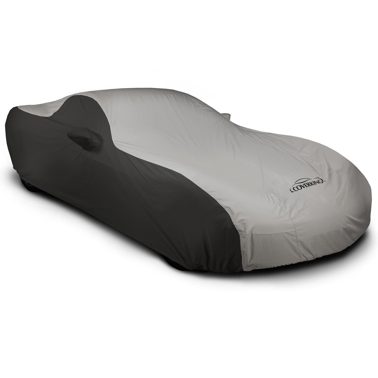 Corvette Outdoor Car Cover black/gray