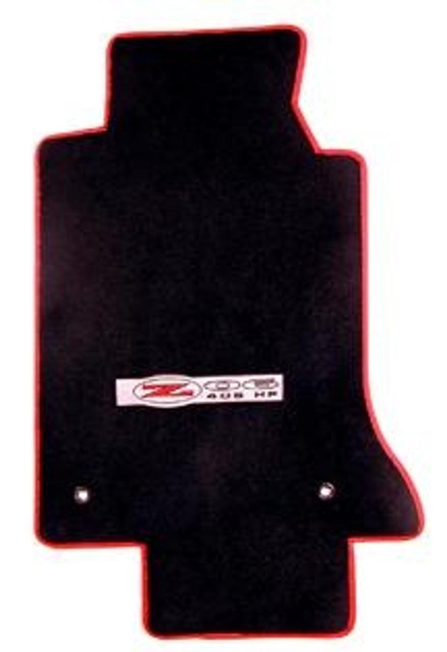 Z06 405HP Custom Floor Mat