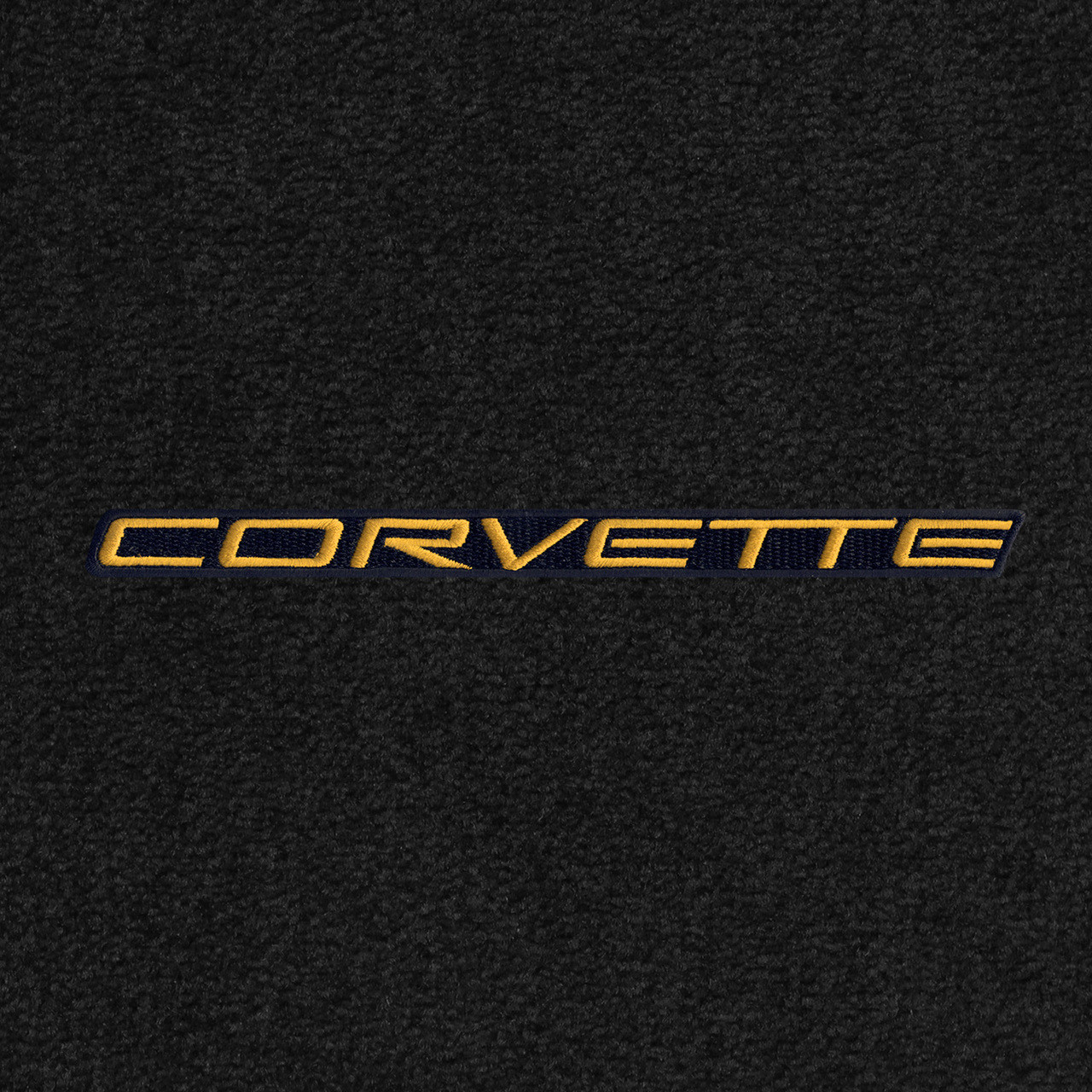 C5 Gold Lettering, Black Background