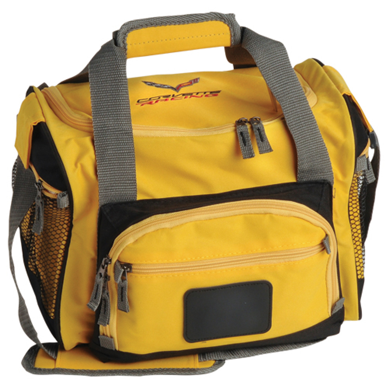 C7 Corvette Racing Yellow Cooler Bag
