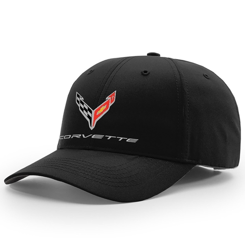 C8 Next Gen Corvette Performance Hat - Black