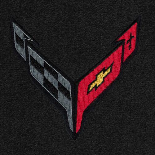 819400 - C8 Logo Carbon outline