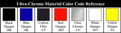 Frame Letter Color Palette