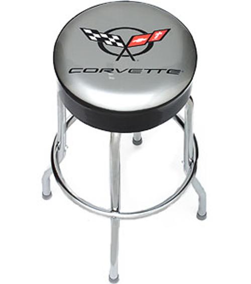 C5 Corvette Counter Stool