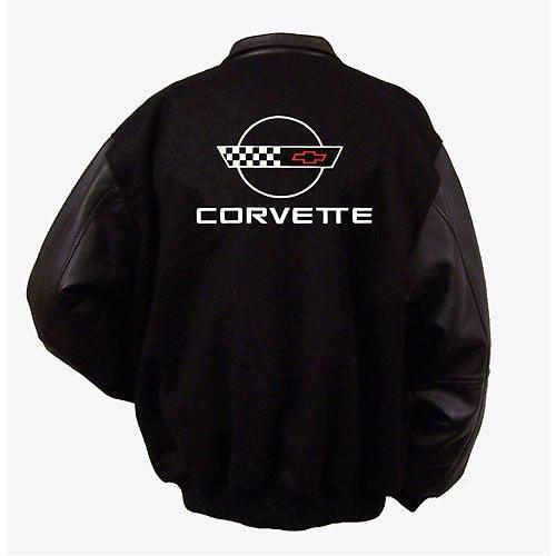 C4 Corvette Varsity Jacket