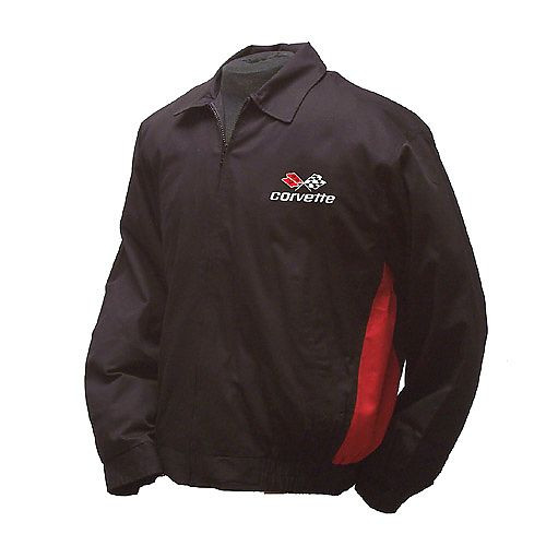 C3 Corvette Twill Jacket front