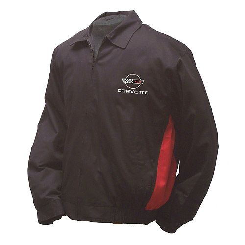 C4 Corvette Twill Jacket front