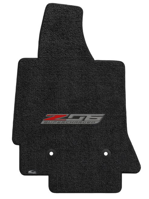 C7 Z06 Corvette Ebony Floor Mat