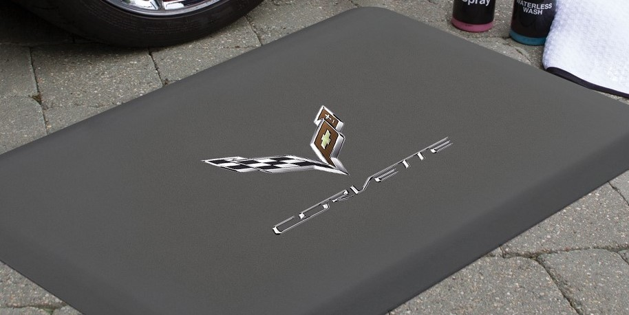 Corvette Anti-Fatigue Performance Mats