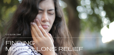 It's Glow Time: Finding Morgellons Relief