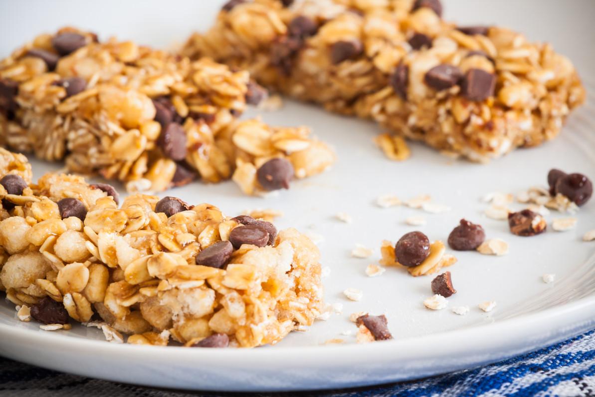 Easy To Make Natural Granola Bar Recipe