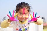 Safe, Natural DIY Paint Recipe for Kids