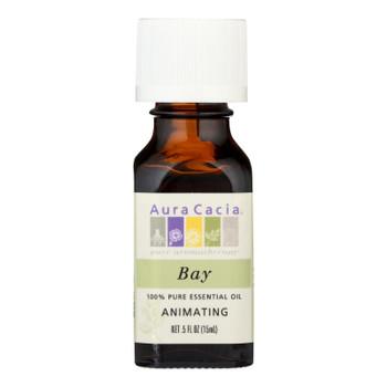Aura Cacia - Essential Oil - Bay - .5 Oz