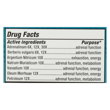 Natrabio Adrenal Support - 60 Tablets