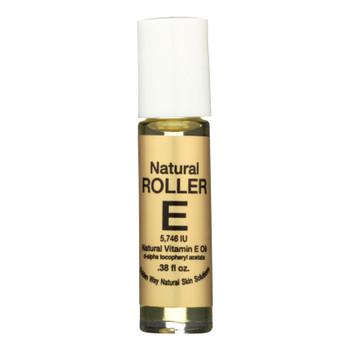 Golden Way Natural Vitamin E Roller - .38 Oz - Case Of 9
