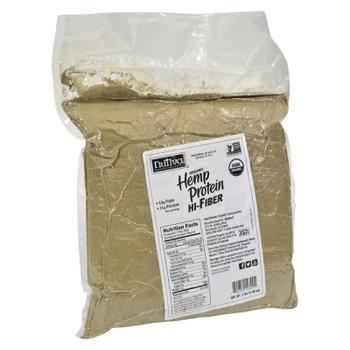 Nutiva Organic Hemp Protein Hi-fiber - 3 Lbs