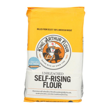 King Arthur Self Rising Flour - Case Of 8 - 5 Lb.