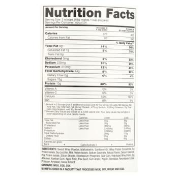 Naturade Weight Gain Vanilla - 40 Oz