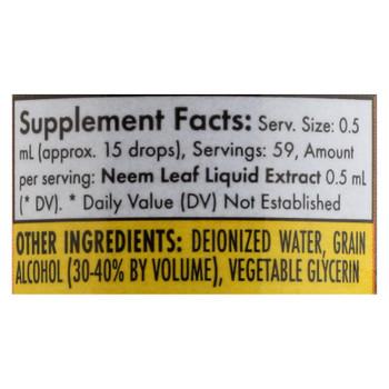 Neem Aura Organic Neem Extract - 1 Fl Oz