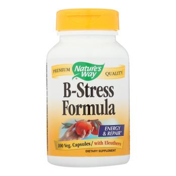 Nature's Way - B-stress Formula - 100 Capsules