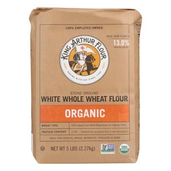 King Arthur Whole Wheat Flour - Case Of 6 - 5