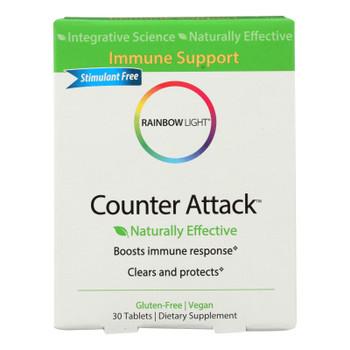 Rainbow Light Counter Attack - 30 Tablets