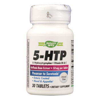 Nature's Way - 5-htp - 30 Tablets