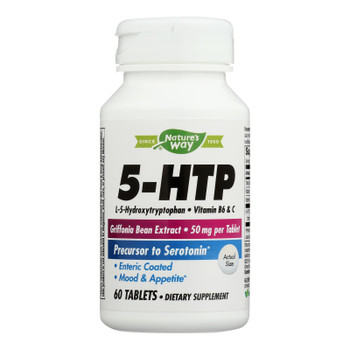 Nature's Way - 5-htp - 60 Tablets