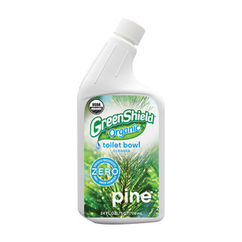 Green Shield Organic Cleaner - Toilet Bowl - Case Of 6 - 24 Fl Oz.