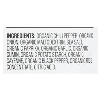 Simply Organic Spicy Taco Seasoning Mix - Case Of 12 - 1.13 Oz.