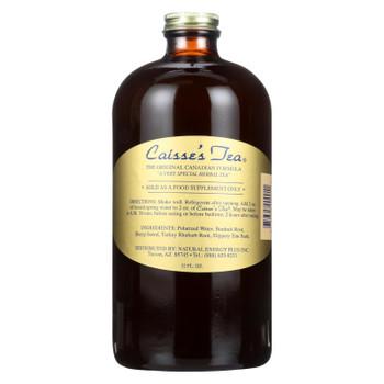 Caisse's Tea - Herbal Tea - Essiac Formula - 32 Oz