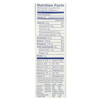 Almond Breeze - Almond Milk - Original - Case Of 12 - 32 Fl Oz.