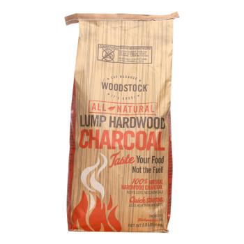 Woodstock All Natural Hardwood Lump Charcoal - 1 Each 1 - 8.8 Lb