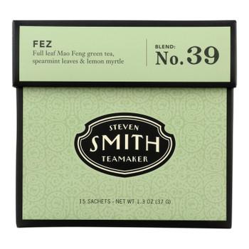 Smith Teamaker Green Tea - Fez - 15 Bags