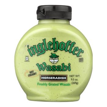 Inglehoffer - Wasabi Horseradish - Case Of 6 - 9.5 Oz.