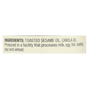Ka'me Sesame Oil - Case Of 6 - 7 Fl Oz.