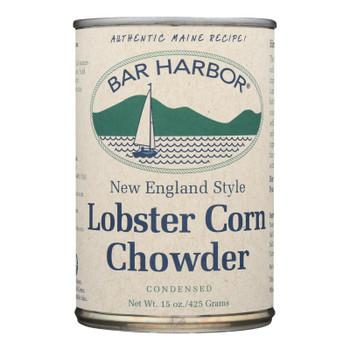 Bar Harbor - Lobster Corn Chowder - Case Of 6 - 15 Oz.