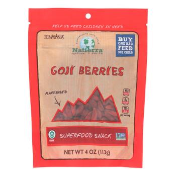 Himalania Goji Berries - Natural - Case Of 12 - 4 Oz.