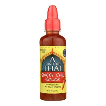 Taste Of Thai Sweet Chili Sauce - Case Of 6 - 7 Fl Oz.